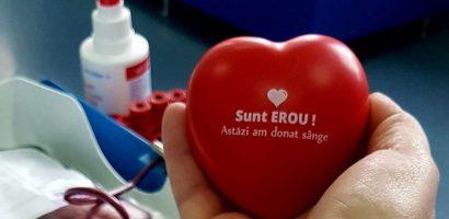 TLDE Oradea cheama oradenii cu spirit civic sa doneze sange