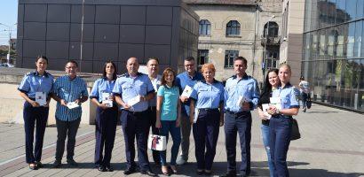 Campanie de prevenire a furturilor din locuinţe, initiata de politistii bihoreni