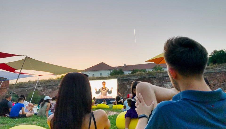 Hai la film! Oradea Summer Film continua si in acest weekend, in Santul Cetatii, cu Seara Filmelor Digi.