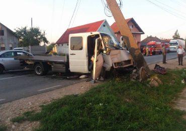 3 raniti si jumatate din localitate lasata fara curent, in urma accidentului de sambata din Osorhei