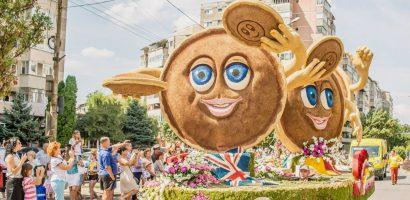 Carnavalul Florilor, la editia a XIV-a anul acesta, va avea loc pe 21 august