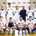 Fotbal in sala. Fc Dinamo Oradea va invita sa o sustineti, duminica, la meciul de pe teren propriu