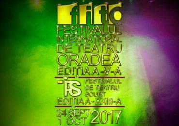FITO 2017. Incep pregatirile pentru Festivalul International de Teatru Oradea 2017