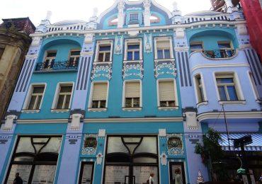 Reabilitarea Palatului Moskovits Miksa, din Oradea, aproape de final (FOTO)