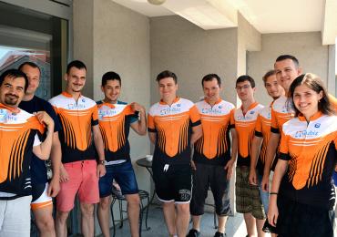 Qubiz Bike Ride susţine Fundaţia Mihai Neşu si incurajeaza mersul pe bicicleta