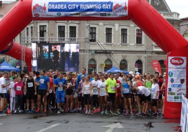 Explozie de bucurie si sanatate, astazi in Oradea, la Oradea City Running Day (GALERIE FOTO)