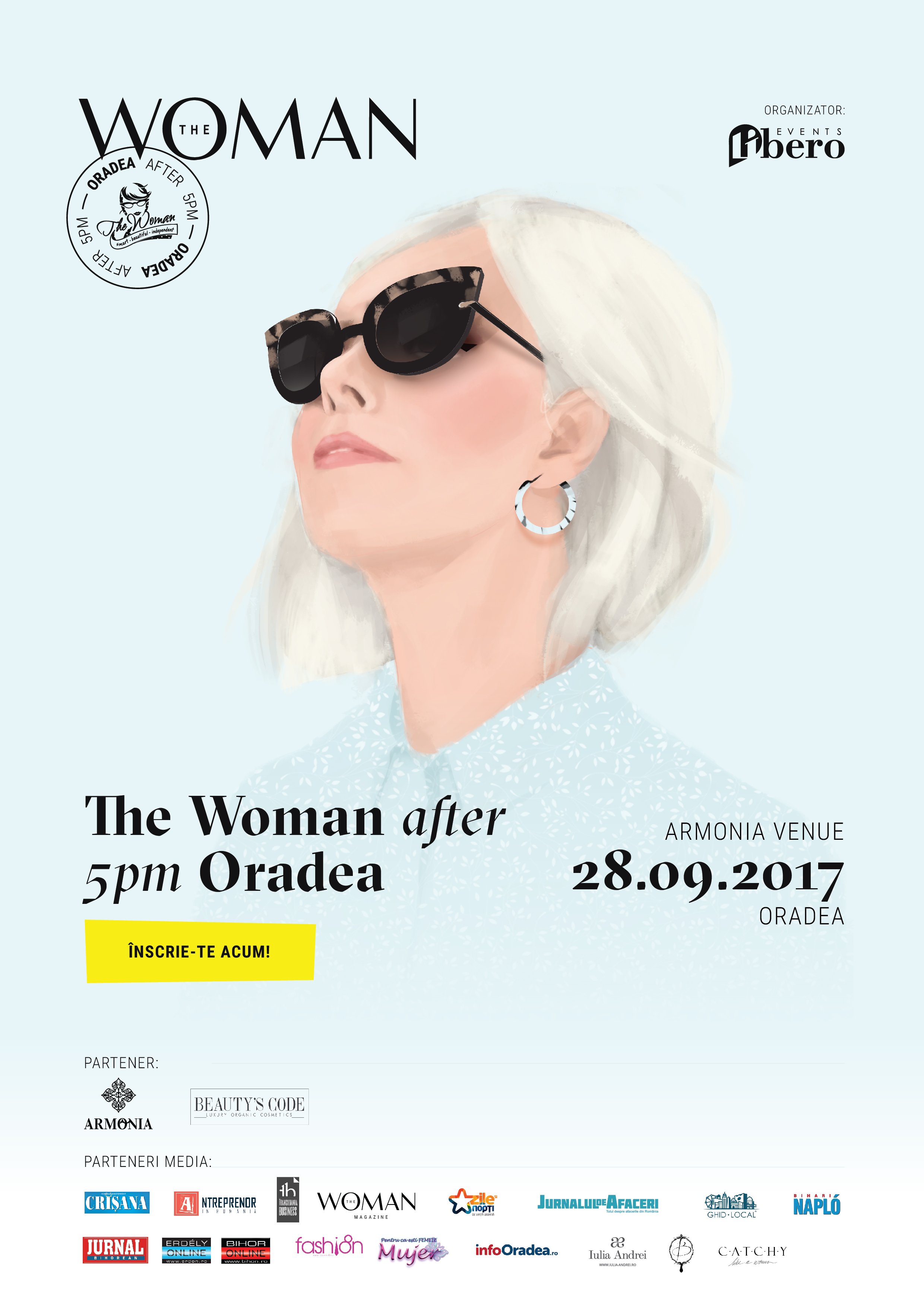 The Woman after 5pm! Oradea A