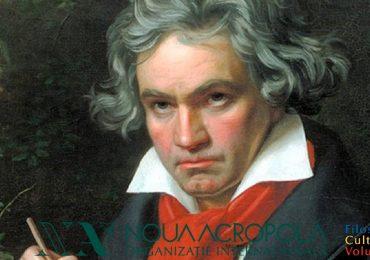 Beethoven și mitul eroului, conferinta si despre muzica ce contnua sa inspire milioane de oameni