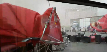Furtuna violenta in Timisoara, Arad si Bistrita. 8 morti si 137 de raniti este bilantul victimelor (FOTO / VIDEO)