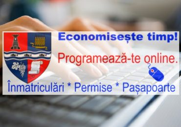 Servicii online pentru inmatriculari, pasapoarte si permise auto