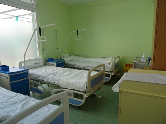 Amenajare Spital Curteanu