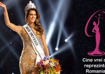 Oradencele care doresc se pot inscrie Miss Universe Romania 2017. Ce conditii trebuie indeplinite