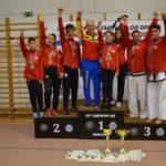 Succes la Openul Ungariei, pentru delegatia Romaniei de Taekwon-do