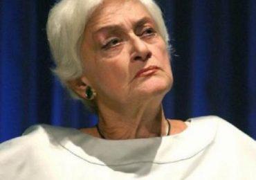 "A murit actrita Olga Tudorache, ""doamna teatrului romanesc"""