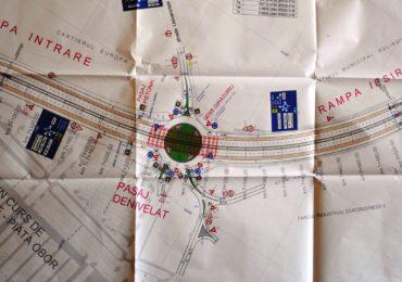 Oradea va avea un nou pasaj suprateran pe centura