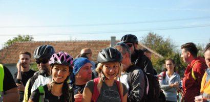 Peste 80 de biciclisti au redescoperit Bihorul, in ultima tura cicloturistica, din acest an, organizata de AMD Bihor