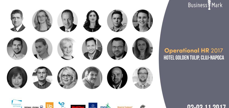 BusinessMark: Specialiștii în resurse umane, din țară și străinătate, se reunesc pentru două zile la Cluj-Napoca