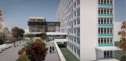 Spitalul Municipal din Oradea va avea un nou corp de cladire (FOTO)