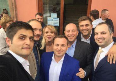 Tinerii liberali bihoreni si-au ales presedintele. Inginerul Bogdan Pater a fost ales noul Presedinte TNL Bihor
