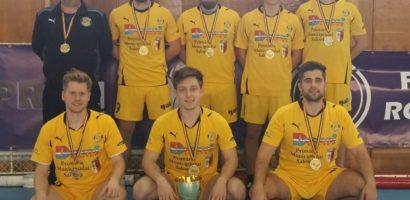 Tengo Salonta campioana României la futnet