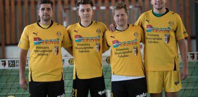 Tengo Salonta locul 2 in play-off-ul Interligii, Campionatul European al cluburilor de futnet