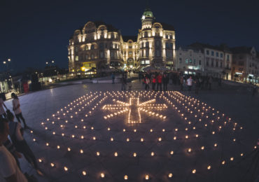 """""""Un milion de stele"""" pentru o societate solidară şi o lume dreaptă, de luptă împotriva sărăciei"""