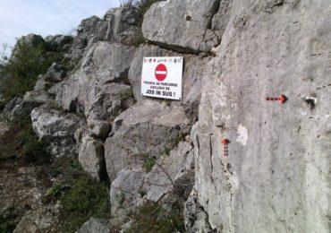 Salvamont Bihor: Inconstienta nu are limite, se fura echipament de pe traseele de escalada din munti