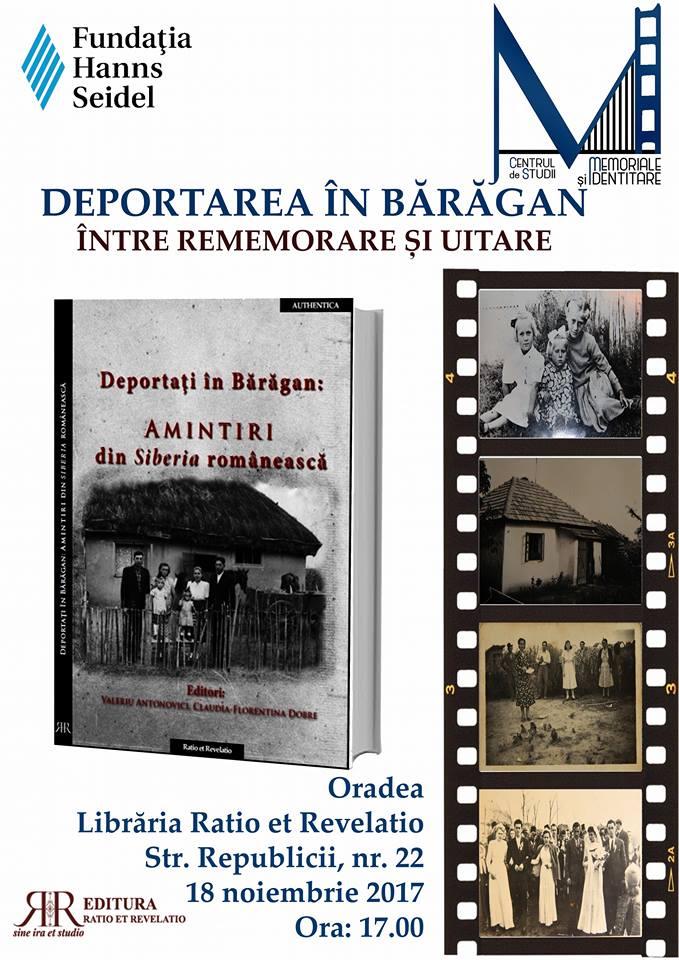 Memorialul Deportării la Oradea