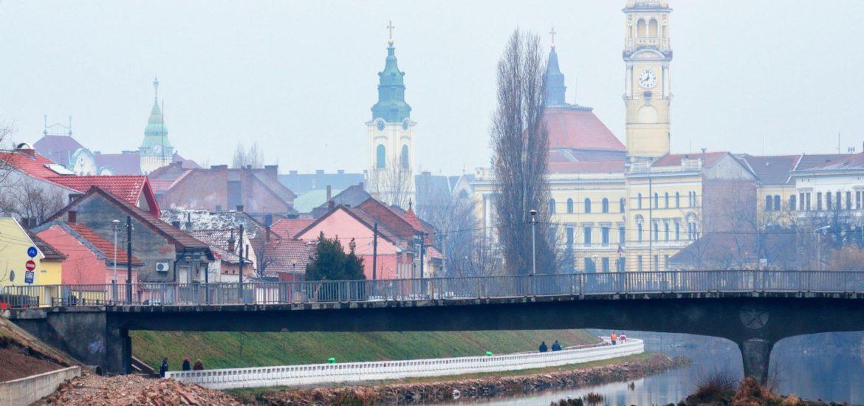 """Adio """"Podul Serifului""""! De vineri incepe demolarea lui, iar circulatia pe el va fi oprita"""