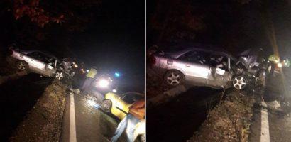 UPDATE! In accidentul de ieri de langa Miersig a rezultat decesul unei persoane si ranirea grava  a alteia