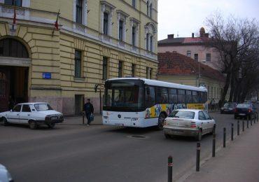 Deviere a liniilor de autobuz 12 şi 14  în perioada 29 Noiembrie 2017 – 2 Ianuarie 2018