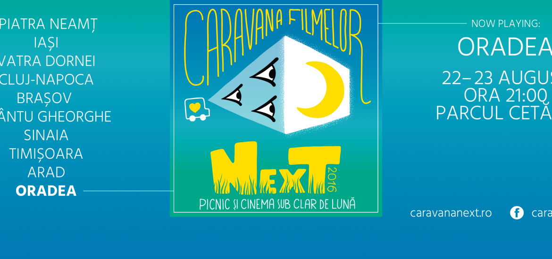 Caravana Next Oradea 2016