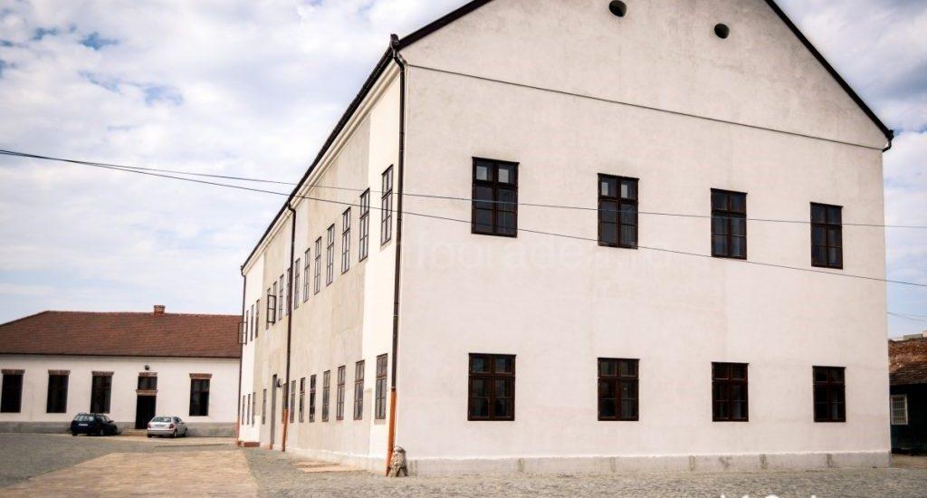 Oradea va avea un Arheoparc in incinta Palatului Princiar al Cetatii Oradea
