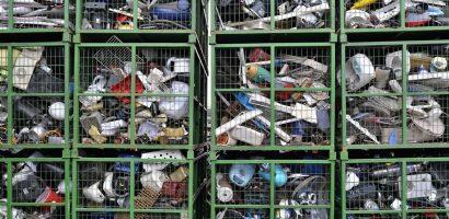 O noua actiune de colectare a deseurilor electrice si electronice in Oradea