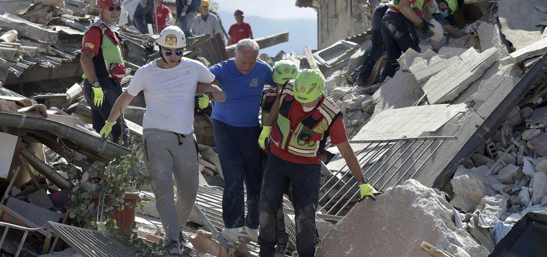 Cutremur Italia 2016