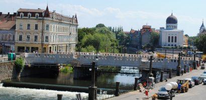 Din 15 august se redeschide circualtia rutiera pe Podul Ladislau si str. Independentei
