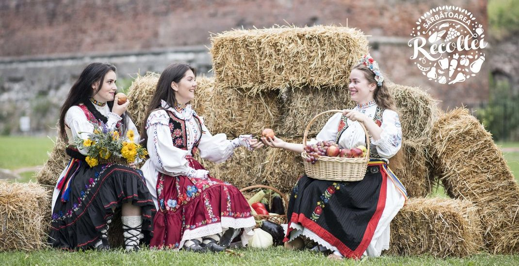 Oradenii sunt asteptati in Cetatea Oradea, in acest weekend, la Sarbatoarea Recoltei