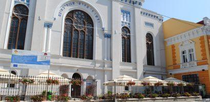 Lansare de carte la Sinagoga Zion. Povestea unor supravietuitori de la lagarul Auschwitz