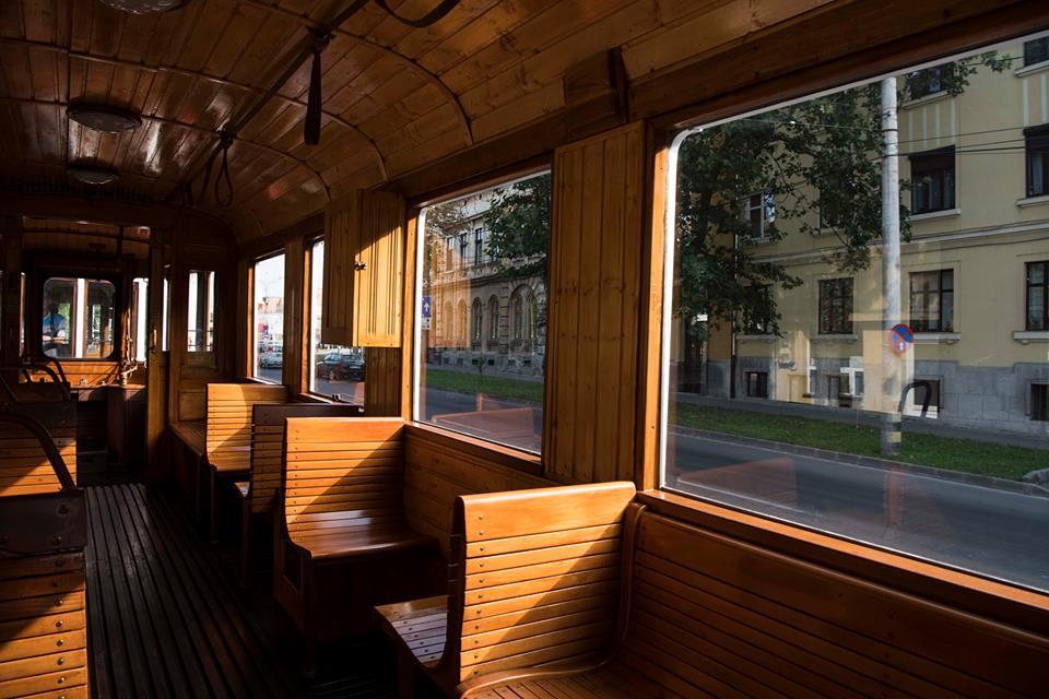 Tramvaiul de epoca din Oradea