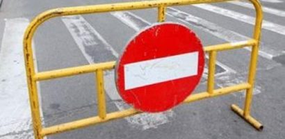 Trafic deviat pe șoseaua de centură, din cauza lucrărilor la pasajul de la Universitate