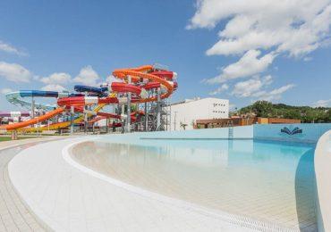 Aquapark-ul Nymphaea Oradea