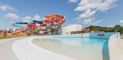 A trecut un an de la deschiderea Aquaparkului Nymphaea Oradea (GALERIE FOTO)