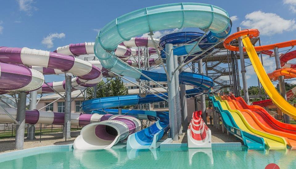 Aquaparkul Nymphaea un succes in 2017. 300.000 de vizitatori, incasari de 3 mil. de euro si profit 1 mil. de euro