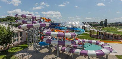 A fost anuntat al 4-lea castigator al unui voucher la Aquapark, in campania platilor impozitului online