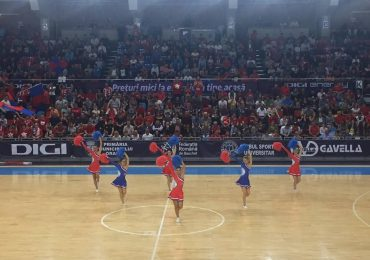 CSM CSU - BC Prievidza 71-64 Champions League
