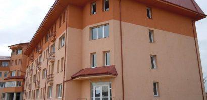 Sinucidere intr-un camin studentesc din Oradea.