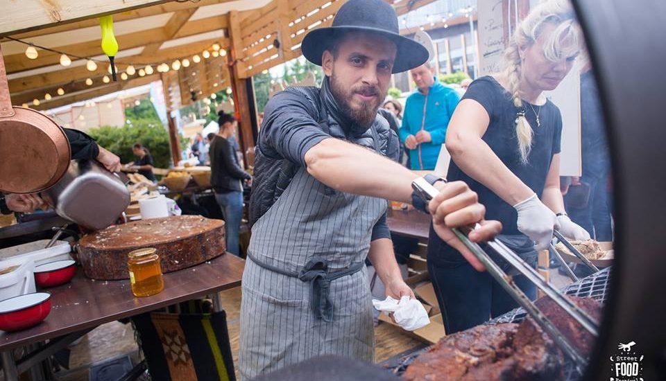Chef Foa la Street FOOD Festival Oradea, in cadrul Toamnei Oradene