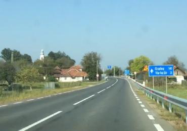 Chestionar CNAIR privin zgomotul generat de traficul rutier pe drumurile nationale din judetul Bihor