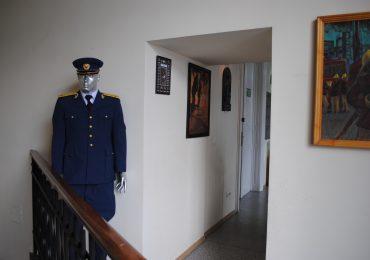 Expozitie in Turnul Primariei cu ocazia Zilei Pompierilor din Romania
