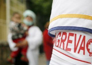 Sindicalistii din Sanitas au anunta greva generala la nivel national
